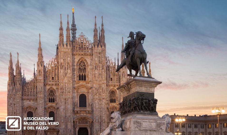 Milano seconda piazza nazionale del mercato del falso.
