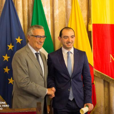 Giuseppe Malgeri | Premio Amato Lamberti