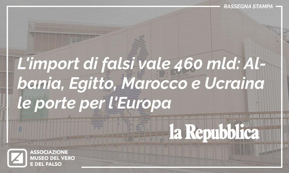 Import di Falsi   News