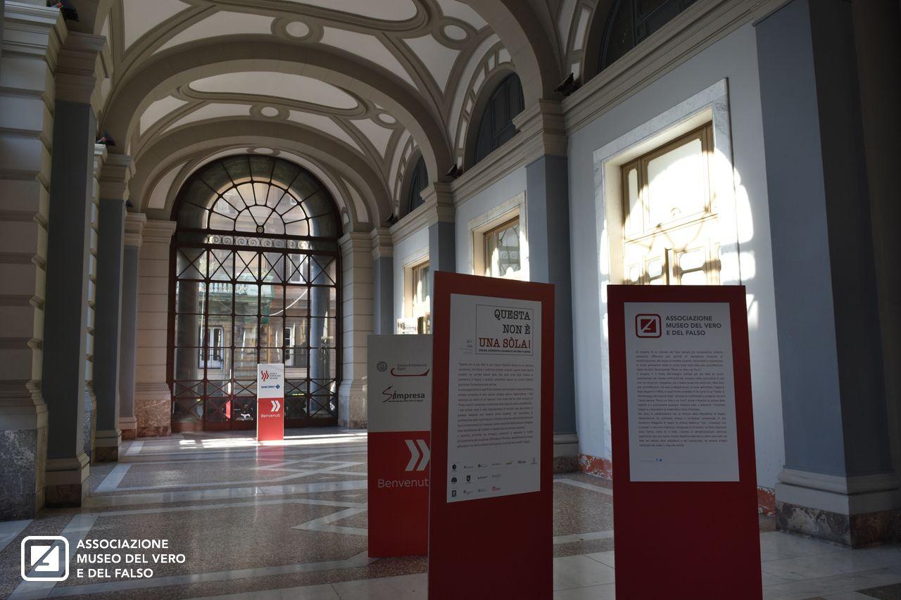 Questa non è una sòla | Museo del Vero e del Falso